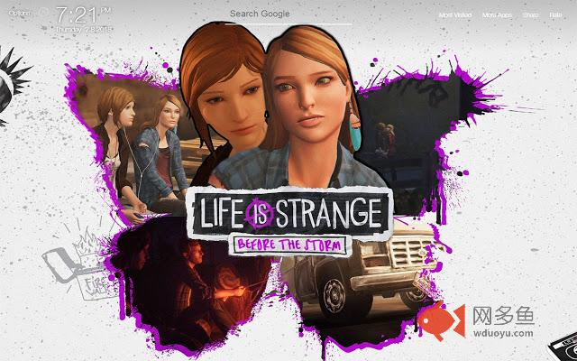 Life is Strange Before the Storm  Wallpapers插件截图