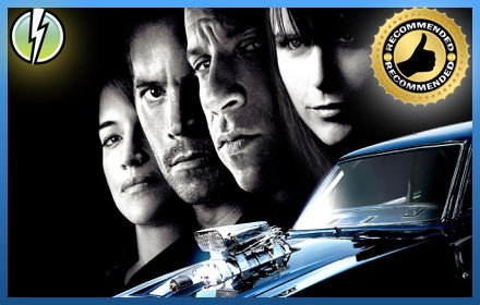*NEW* HD Fast and Furious New Tab 插件截图