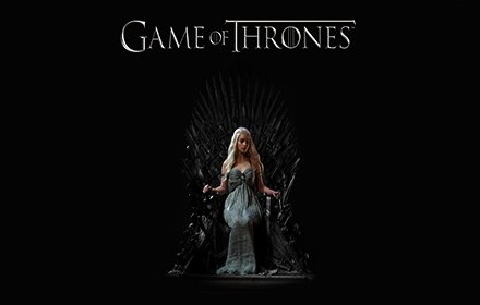 Game of Thrones New Tab Wallpapers Themes HD插件截图