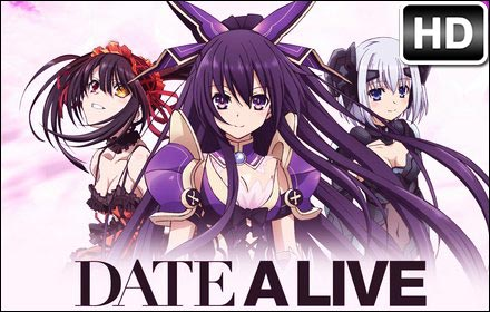 Date A Live HD Wallpapers Anime New Tab插件截图