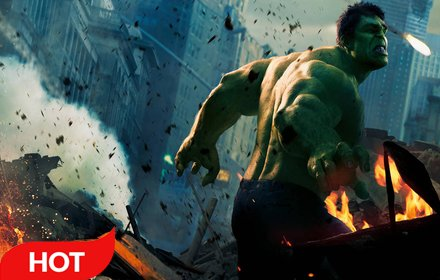 Hulk Backgrounds HD插件截图
