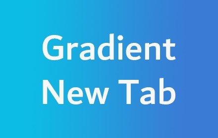 Gradient New Tab插件截图