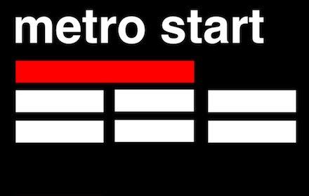 Metro Start插件截图