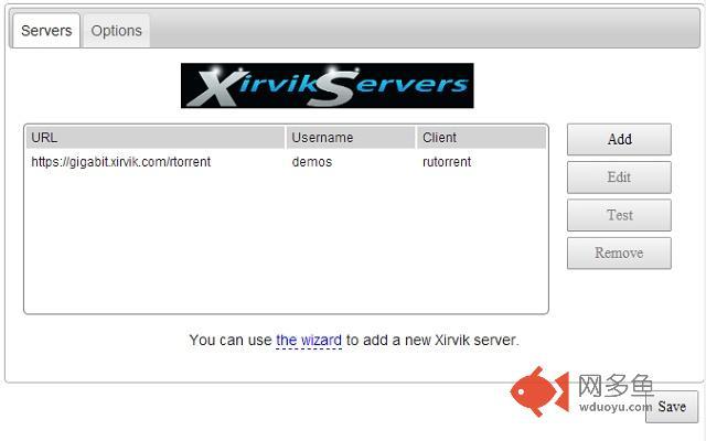 Xirvik .torrent to seedbox uploader