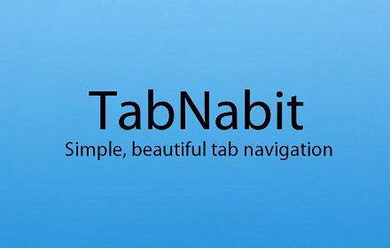 TabNabit插件截图