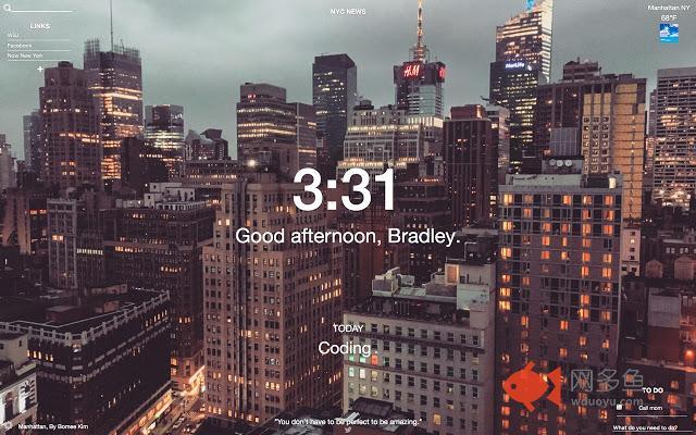 Now New York