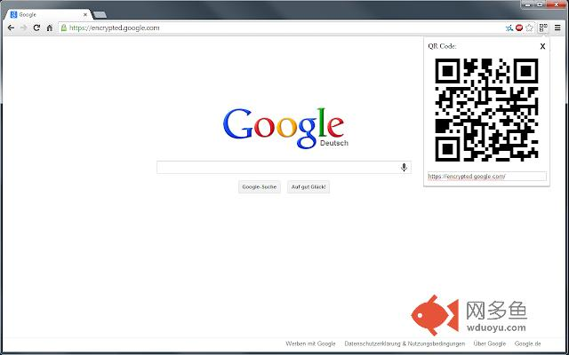 QR-Code插件截图