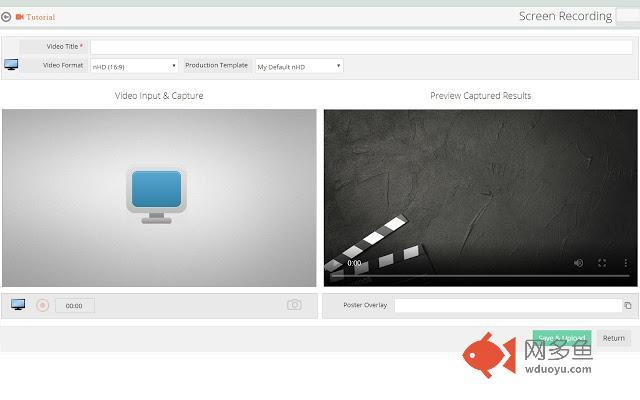 CheersVideoMail Screen Capture插件截图