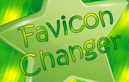 Favicon Changer插件截图