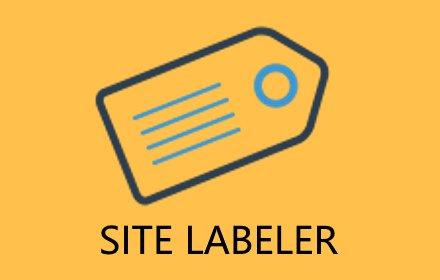 Site Labeler插件截图