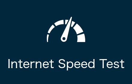 Net Speed Test插件截图