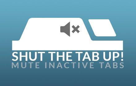 Shut the tab up!插件截图