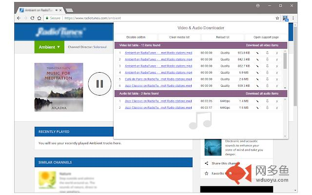 Video & Audio Downloader