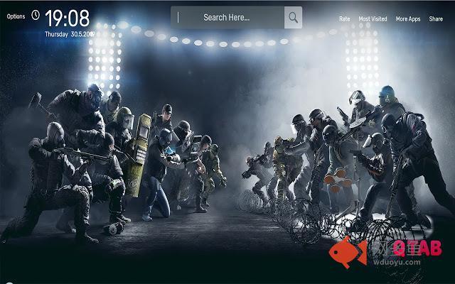 Rainbow Six Siege Wallpapers HD Theme