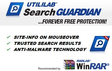 UTILILAB SearchGUARDIAN插件截图