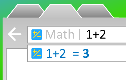 Math插件截图