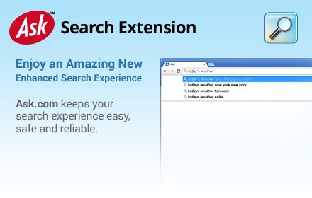 Search Extension by Ask插件截图