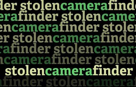 Stolen Camera Finder插件截图