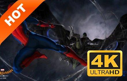 蜘蛛侠 高清壁纸 流行电影 新标签页 主题插件截图