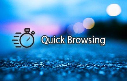 Quick Browsing插件截图