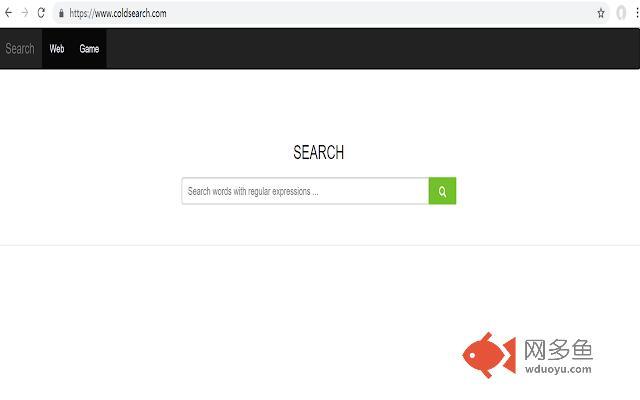 ColdSearch插件截图