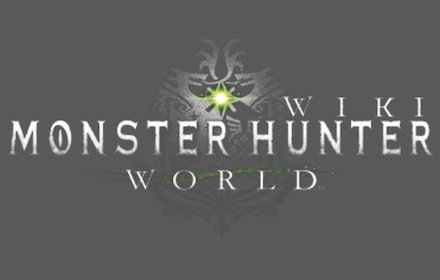 Monster Hunter World Wiki插件截图