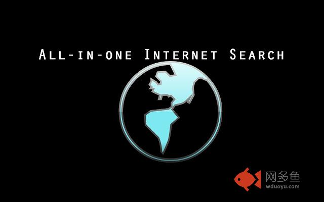Social - All-in-one Internet Search插件截图