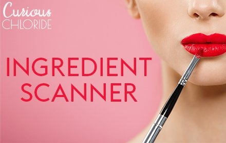 Check Cosmetic Ingredients | Curious Chloride插件截图