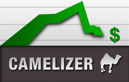 The Camelizer插件截图
