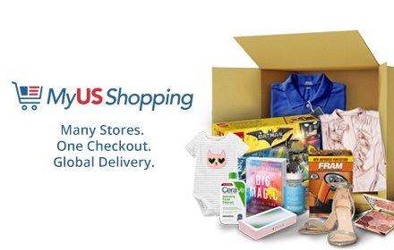 MyUS Shopping插件截图