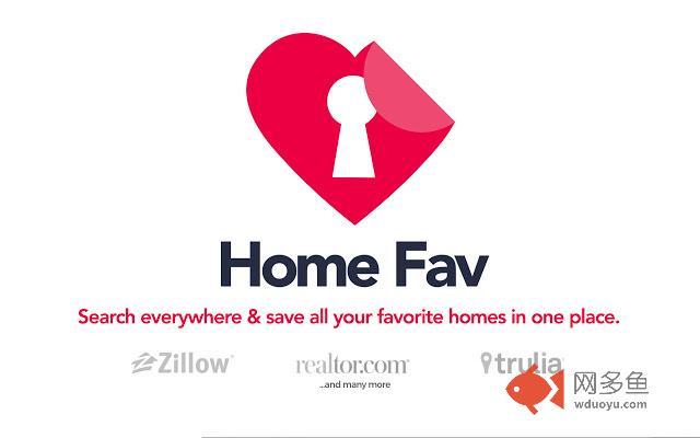 Home Fav: Social Home Searching插件截图