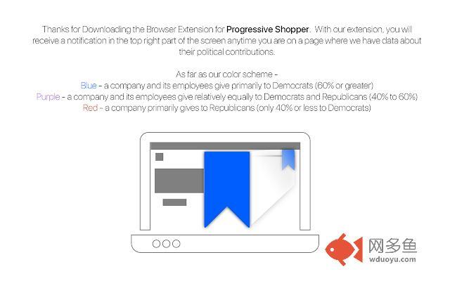 Progressive Shopper插件截图