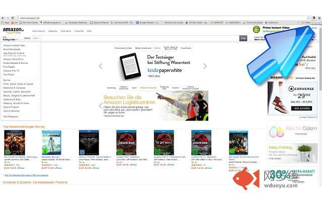 Amazon.at插件截图