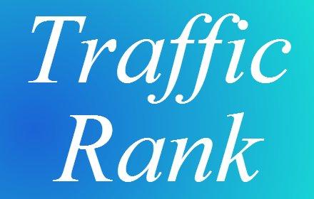 Traffic Rank插件截图