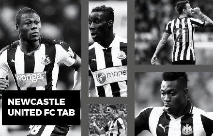 Newcastle United FC News Tab插件截图